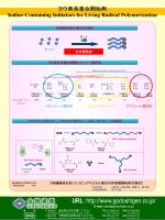 ヨウ素系重合開始剤技術資料PDF 1070KB
