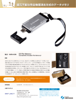 CE-File Memory(Completely Erasable File Memory
