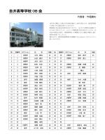 吉井高校OB会 - 群馬県立吉井高等学校