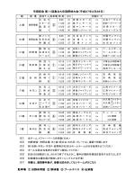 野球大会 - 宮崎地区軟式野球連盟