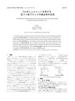フルオレンユニットを有する 含フッ素ブロック共重合体の合成