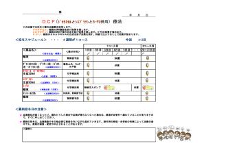 17.DCF(ドセタキセル・シスプラチン・5
