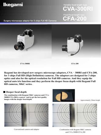 CVA-300RI CFA-200
