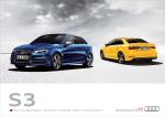 , Audi S3 Sp。rtback ー S3 Sedan YANASE ー00th ー