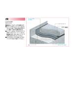 緩衝材としてゼオマットTPを使用します。 ゼオマットTPの上にコンクリート