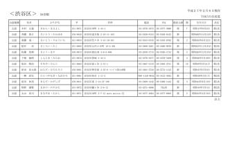 2014.11.19 第3次公認発表