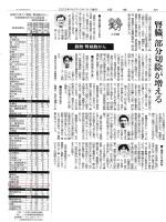 「病院の実力九州編」欄の記事中において、宮崎県内の膀胱・腎細胞がん