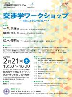 関大AP交渉学WSポスター