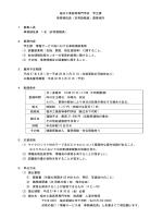 福井工業高等専門学校 学生課 事務補佐員(非常勤職員)募集案内 1