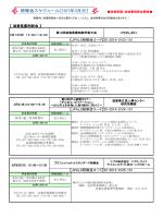 研修会スケジュール〔H27年3月分〕