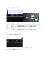 ヒーテッドベッド PRN3D-2-HB 表面 シルク 信号名 説明 +V2 +12V 耐熱