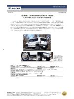 ハスラー用JAOS マッドガードⅢ 車種専用タイプ新発売