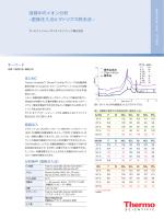 溶媒中のイオン分析 –直接注入法とマトリクス除去法
