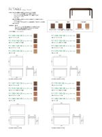 FV 1368-150・OB FV 1367-140・OB FV 1379-150・OB FV 1378-140