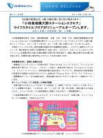 「小田急相模大野ステーションスクエア」 ライフスタイル