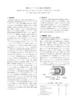 RF カソードの大電力作動特性