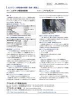 エポキシ樹脂接着剤 アサヒボンド http://www.k