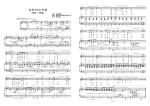 選定された市民歌の楽譜