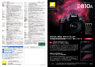 D810Aカタログ