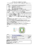 ワールドグループ2 プレーオフ「 日本 対 ベラルーシ 」 フェドカップ by