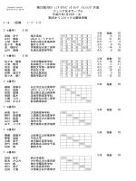 ジュニア女子サーブル - 日本フェンシング協会