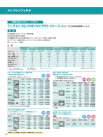 [PDF] ミニザルト RC/SRP/NY/PES シリーズ