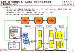 福島第一原子力発電所 モバイル型ストロンチウム除去装置の