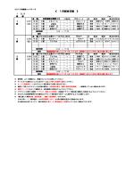 《 1月試合日程 》 - 兵庫県サッカー協会