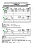 輸入 本船スケジュール (PDF)