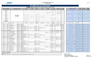2015/01/09 15:41 18.関東・中京~レムチャバン・バンコク トラン