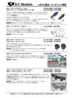 2015年3月発売のパーツ詳細情報