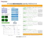マウスES細胞培養過程におけるメタボロミクス1)