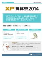 キャンペーンパンフレット - CSTジャパン株式会社