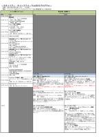 〜セキュリティ・キャンプフォーラム2015プログラム〜