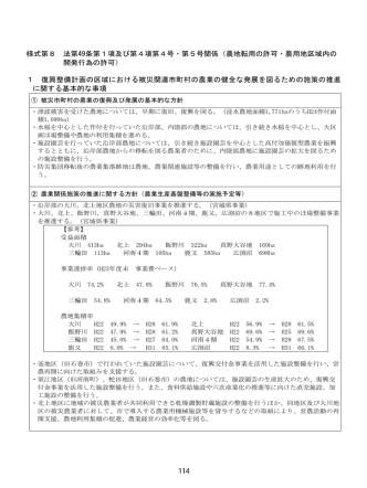 7地区:新蛇田南第二、熊沢、小竹浜、牧浜、水浜、月浜・吉浜