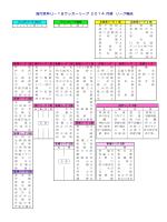 高円宮杯U-18サッカーリーグ 2014 兵庫 リーグ編成