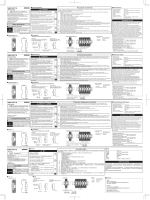 E5DC-SCT1S E5DC-SCT1S E5DC-SCT1S MISE EN