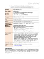 JAPN150 Syllabus Spring 2014 - California State University