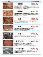 kg /kg ¥595 ¥525 /kg ¥525 /kg ¥515 /kg ¥415 /kg ¥415 /kg ¥240