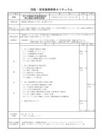 MC主軸系の動特性評価 - 職業能力開発総合大学校