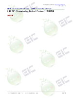 3 章 TCP(Transmission Control Protocol)性能評価
