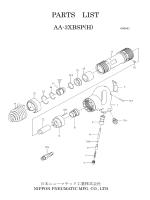 AA-3XBSP(H) - 日本ニューマチック工業
