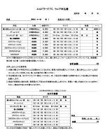 エルドラード FC ウェア申込書 - 山梨のサッカークラブ エルドラードFC