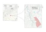 【建設候補地B】 古志採石場跡地 位置図