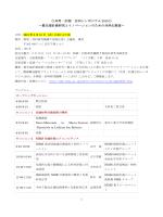 共用・計測 合同シンポジウム2015(3.10)