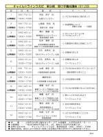 CLうえだ第9期養成講座一覧26.05.17~06.21 正式