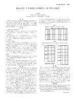EQ-i:YV 日本語版の信頼性と妥当性の検討