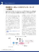 日本版コーポレートガバナンス・コード への期待