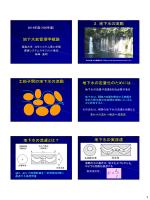 カラー版 - 共生システム理工学類