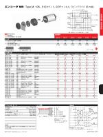 エンコーダ MR Type M, 128 - 512カウント, 2/3
